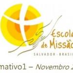 Novo informativo Escola de Missão