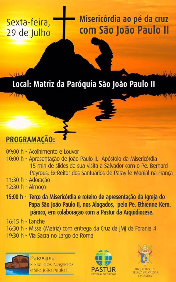 PROGRAMA DO FORUM SALVADOR