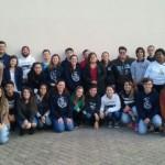 Jovens da Comunidade Emanuel em Porto Alegre convidam a todos a serem missionários