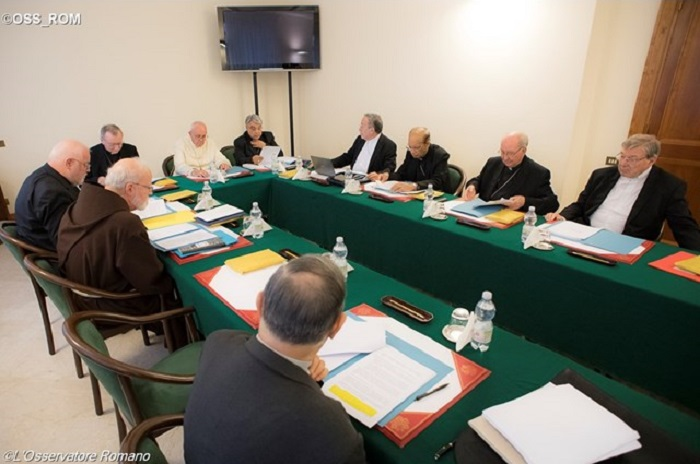 Papa e C9 analisam perfil necessário para o bispo atual