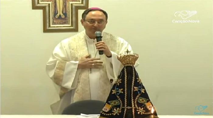 """""""Ano Mariano é para celebrar, comemorar, reaprender com Nossa Senhora"""""""
