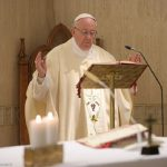 Papa ensina o que fazer diante da desolação espiritual
