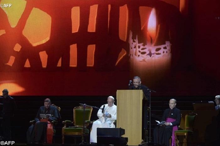 Papa na Suécia: diálogo confirma desejo de plena comunhão