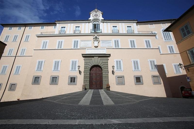 Castel Gandolfo: Papa destina seu apartamento a museu