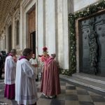 13 de novembro: fecham-se as portas santas das Basílicas papais