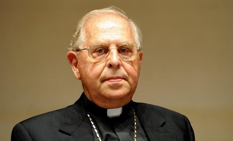Cardeal Vegliò: acolher pequenos migrantes que fogem da morte