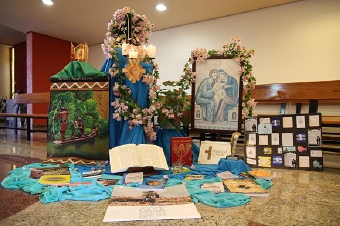 Celebração Mariana recorda atividades das Comissões Episcopais da CNBB