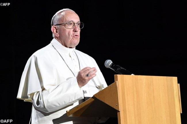 Tráfico de pessoas: Papa aponta indiferença como maior obstáculo