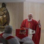 Papa orienta fiéis a pensar na morte