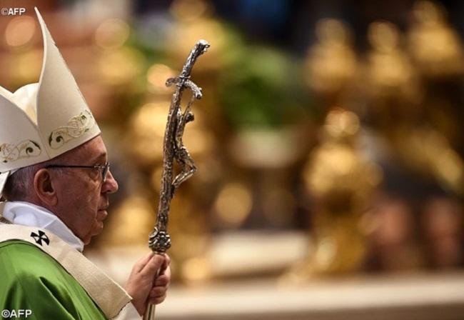 """Papa: """"lupa da Igreja está apontada ao esquecido e excluído"""""""