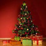 Bênção da Árvore de Natal em família