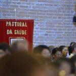 Pastoral da Saúde se reúne em Aparecida (SP) na romaria nacional