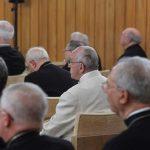 Padre faz primeira meditação de Quaresma para o Papa e a Cúria