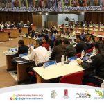 Delegação brasileira no Encontro dos Responsáveis da Pastoral Juvenil