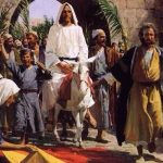 Domingo de Ramos da Paixão do Senhor da Quaresma