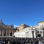 Papa celebrou quatro anos do início solene de seu Pontificado