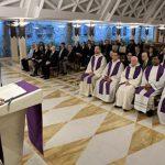 Papa Francisco propõe a todos tarefa para conhecer a fidelidade de Deus