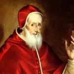 São Pio V, Papa e Confessor