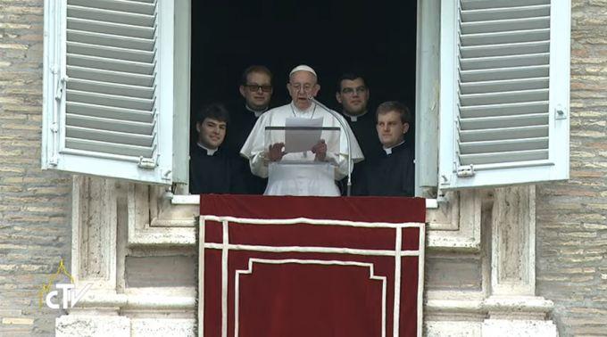 Papa adverte: cuidado ao escutar outras vozes que não sejam a do Bom Pastor