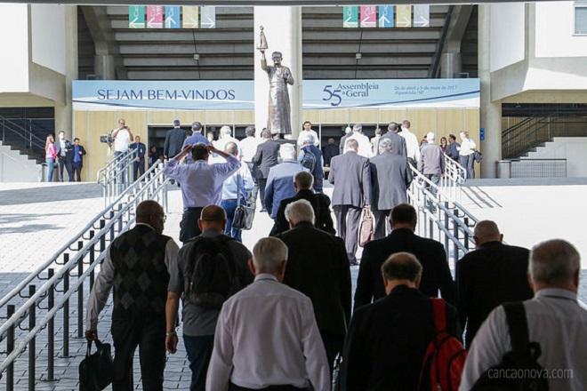 Ecumenismo é ponto central dos trabalhos dos bispos nesta terça