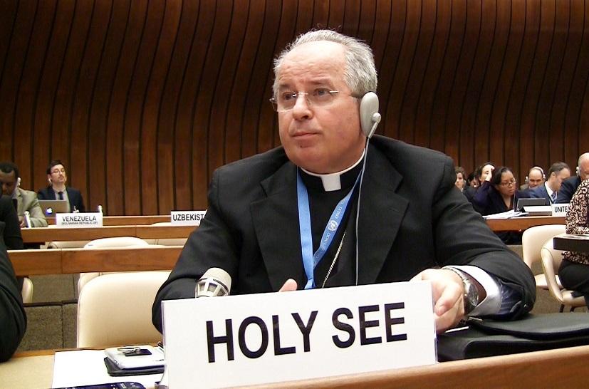 Santa Sé: a solidariedade internacional é a base do bem comum