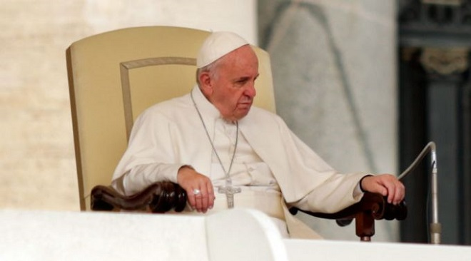 """Papa envia carta ao G20 e pede que líderes parem """"massacres inúteis"""""""