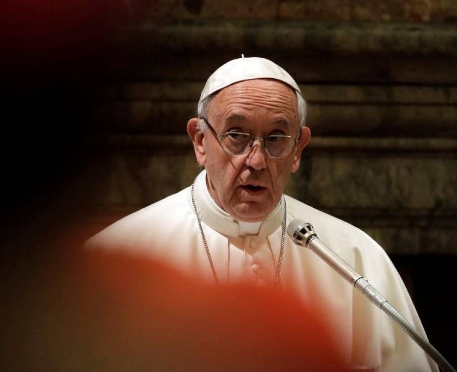 Papa pede acolhimento e integração de migrantes e refugiados