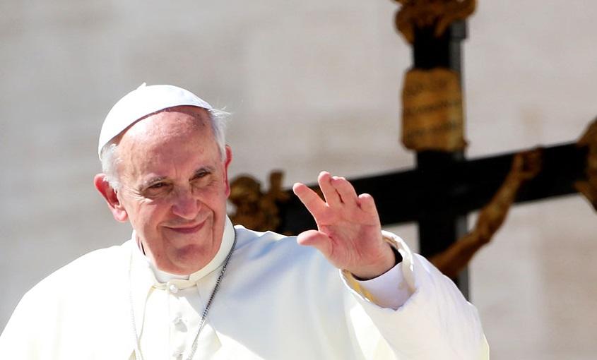 Em seu terceiro dia na Colômbia, Papa visita Villavicencio