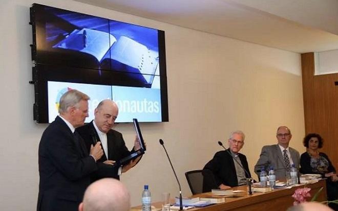 CNBB recebe condecoração por ocasião dos 10 anos do Projeto Lectionautas