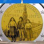 Vaticano lança moeda comemorativa do Centenário de Fátima