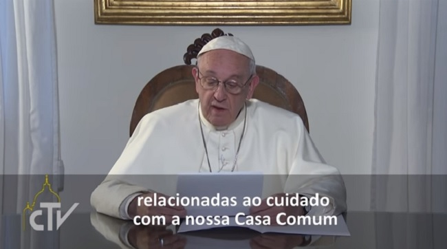 Em vídeo, o Papa pede solidariedade e compromisso na vida cotidiana