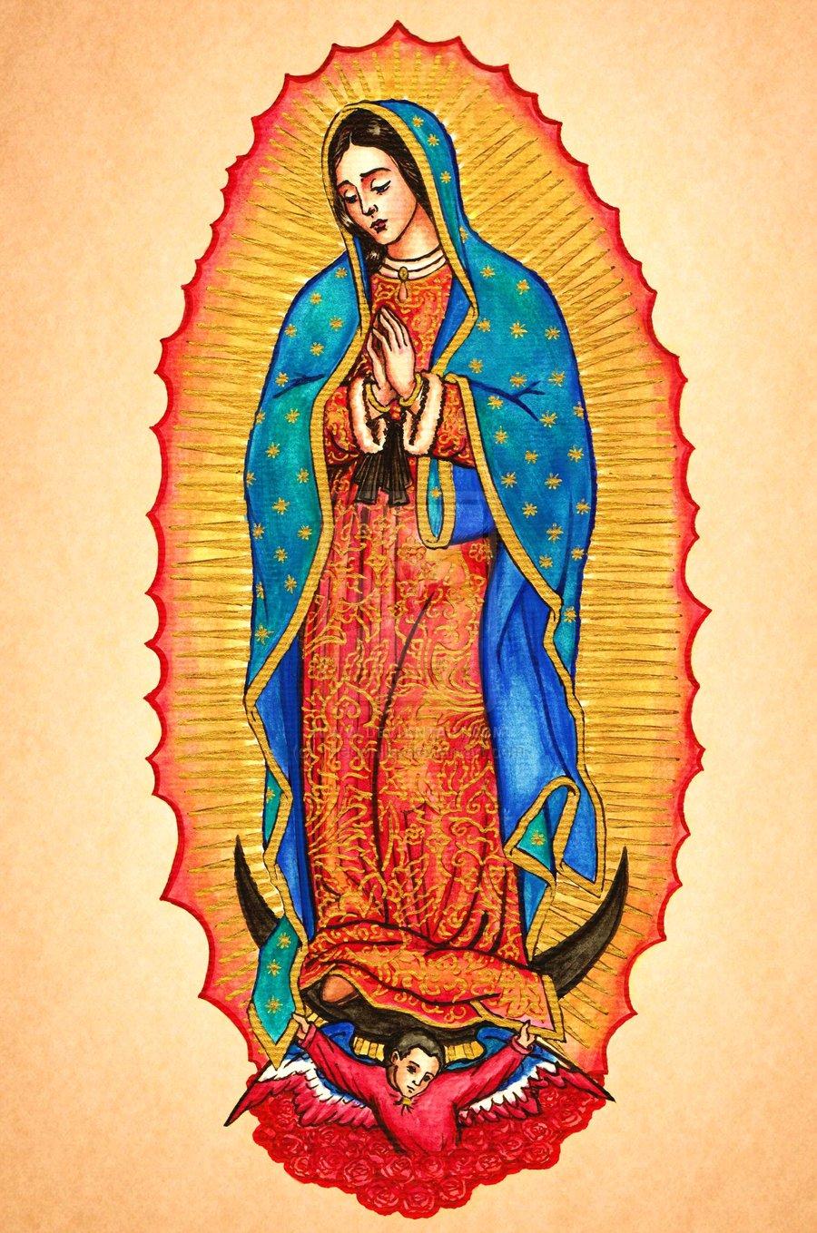 Nossa Senhora de Guadalupe . Festa
