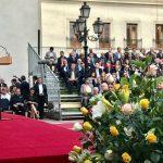 Em seu primeiro dia no Chile, Papa se encontra com autoridades do país