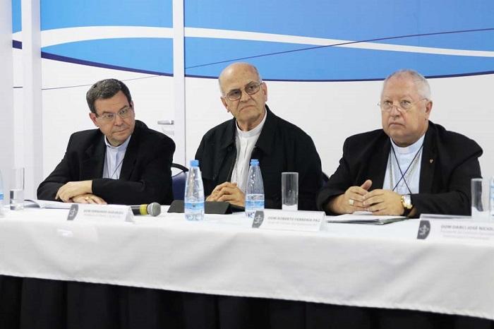 Em coletiva, bispos falam sobre o Ano do Laicato e a missão do leigo