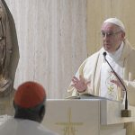 Papa Francisco: o céu não é abstrato, mas o encontro com Jesus