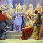 Domingo de Pentecostes da Páscoa
