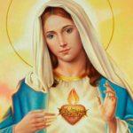 Imaculado Coração de Maria. Memória