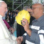 Livro traz visão do Papa Francisco sobre o trabalho