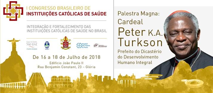 Começa em 16/7 congresso de Instituições Católicas de Saúde