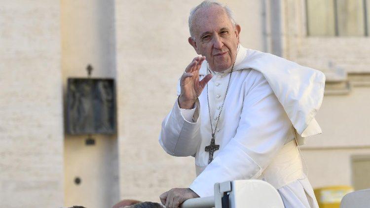 Na audiência geral, Papa relembra viagem a países bálticos