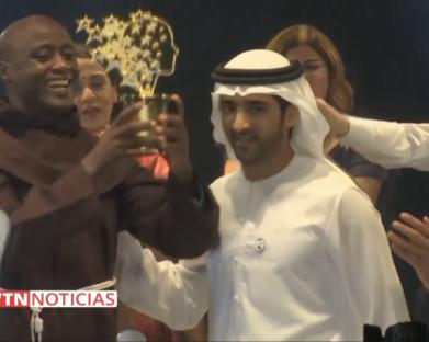 Franciscano é premiado como o melhor professor do mundo