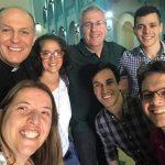 Comunidade Emanuel e a visita de irmãos na fé