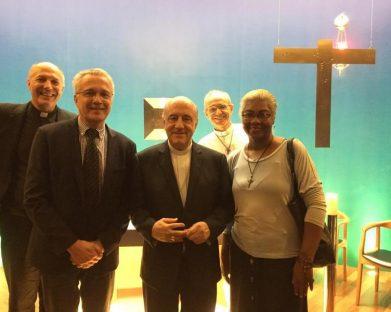 Comunidade Emanuel e a continuação visita de irmãos na fé