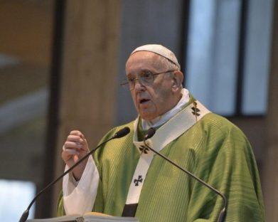 Papa Francisco visitará a paróquia romana de São Júlio