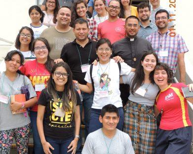 Encontro de líderes da Comunidade Emanuel na América Latina