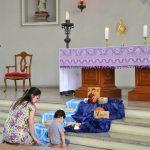 """Encontro comunitário – Efusão do Espírito Santo"""""""
