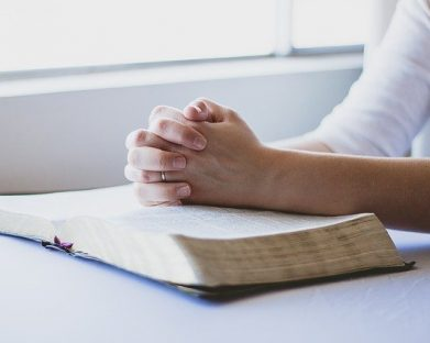 Tempo de penitências e orações