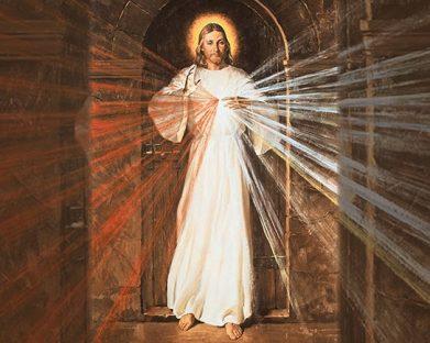 A Festa da Misericórdia Divina