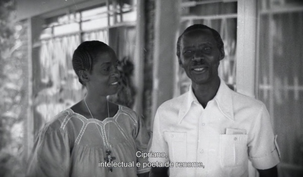 [Cyprien And Daphrose Rugamba casal da Comunidade Emanuel]