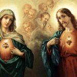 Viver unidos ao coração de Jesus e Maria nas graças da Comunidade Emanuel